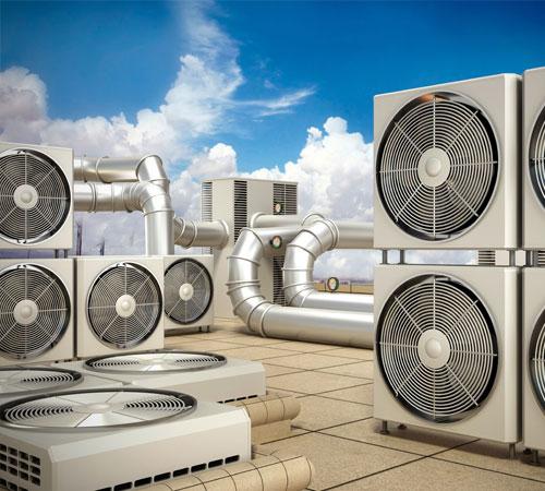 Промышленные системы кондиционирования и вентиляции воздуха