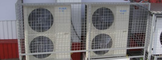 Монтаж систем вентиляции и кондиционирования. Сеть Магнит